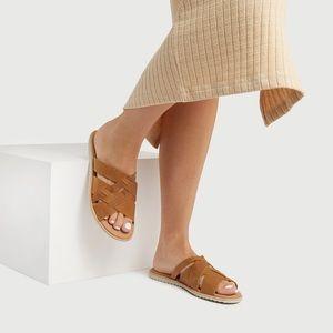 NEW Sorel Women's Ella™ Slide Sandal. Size: 8